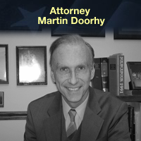Attorney Martin Doorhy
